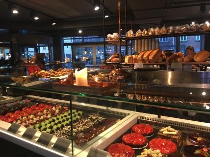 Danish bakery Holm