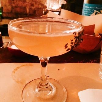 Franz 75 Cocktail