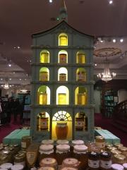a dollhouse full of honey